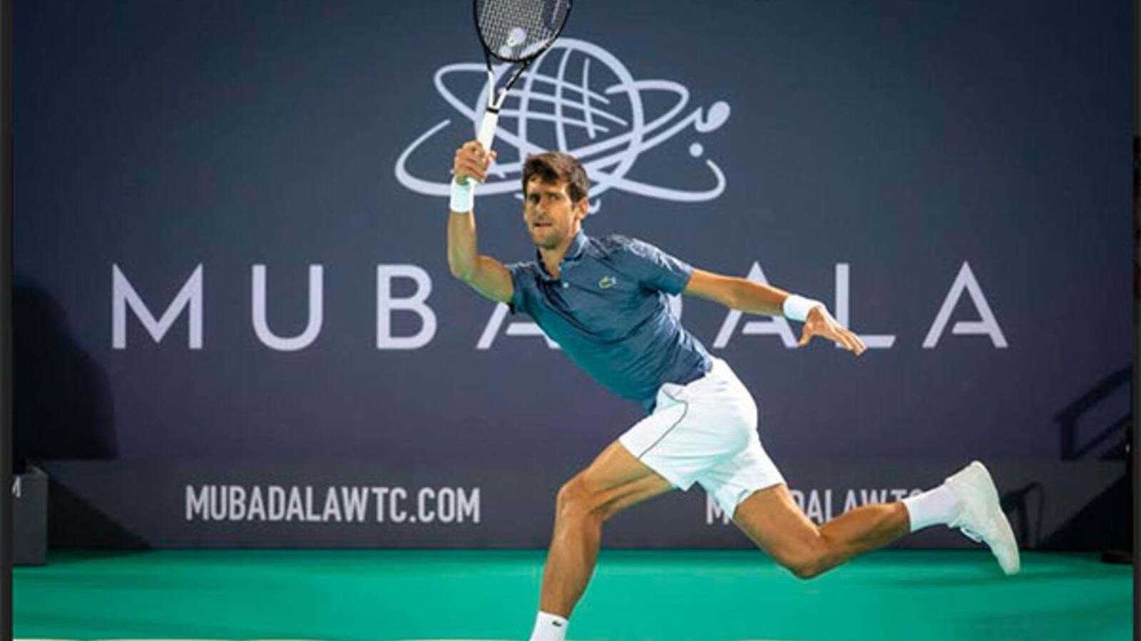 Novak Djokovic (Photo: TradeArabia)