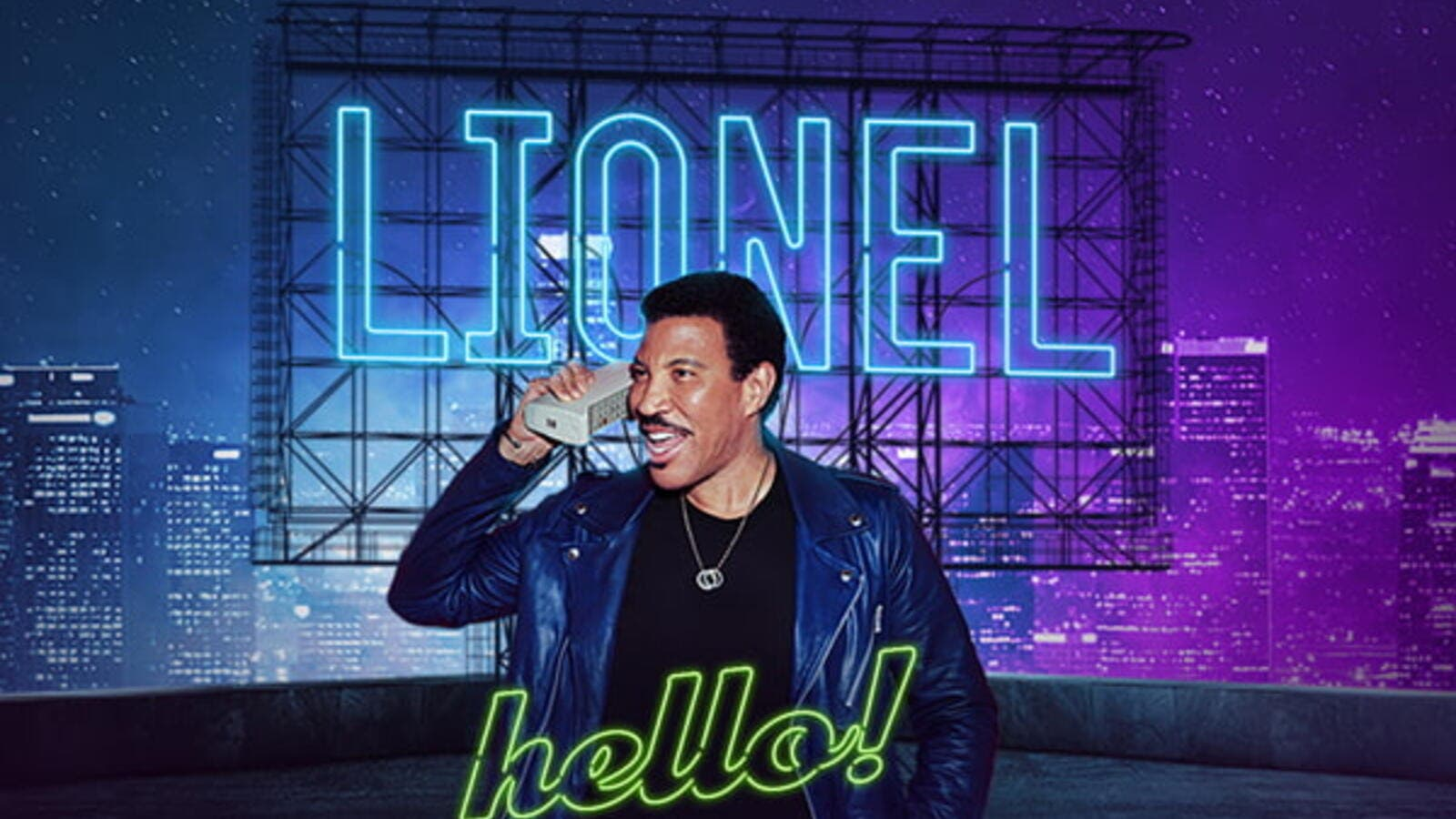 Lionel Richie at Dubai Jazz Festival