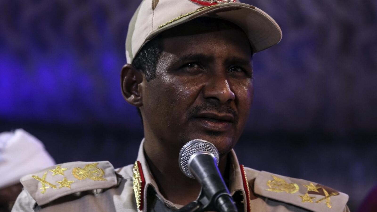 Sudan Military Leader Cements Relations With The Saudis
