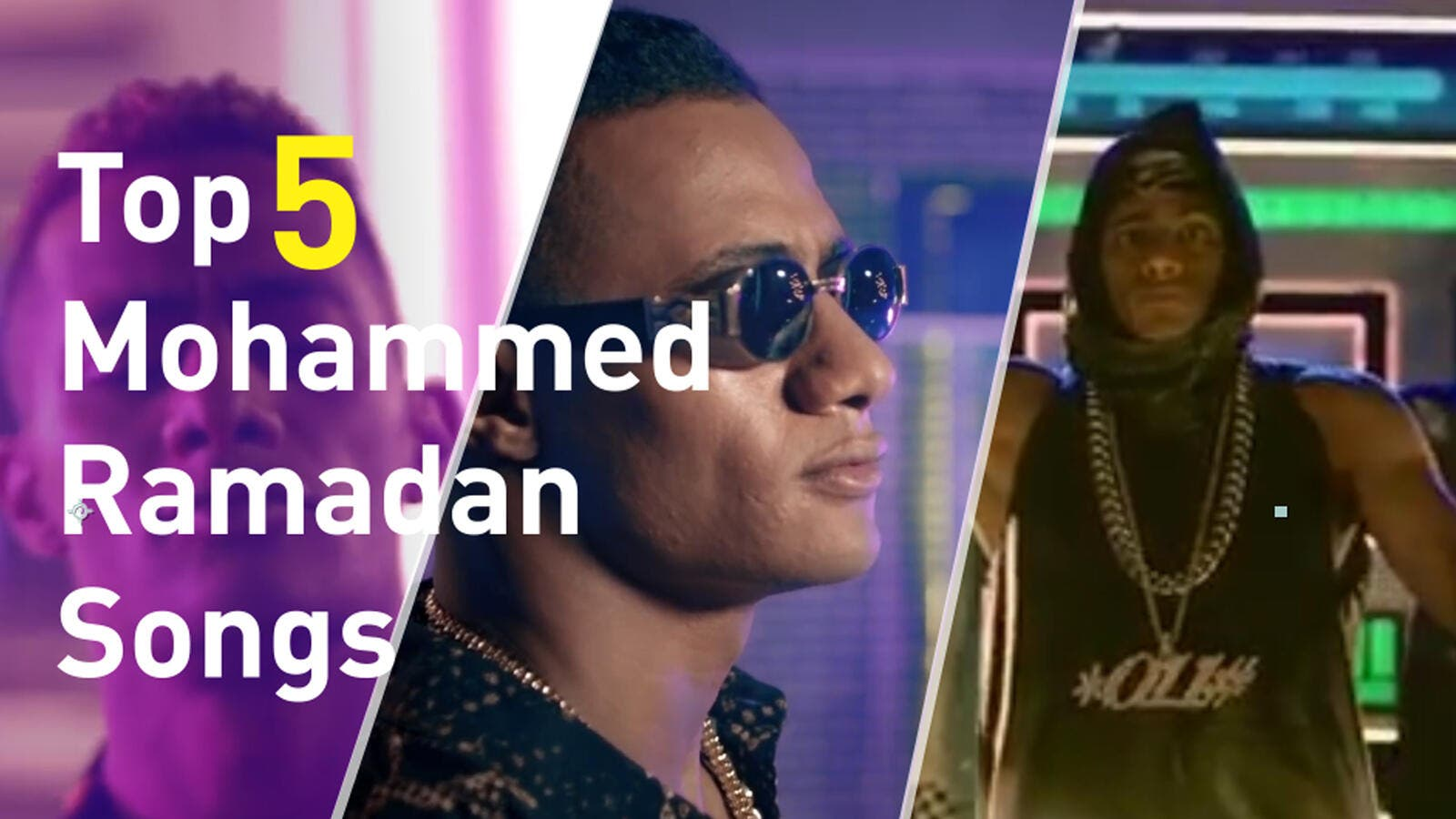 Get pumped for the Mohammad Ramadan Top 5