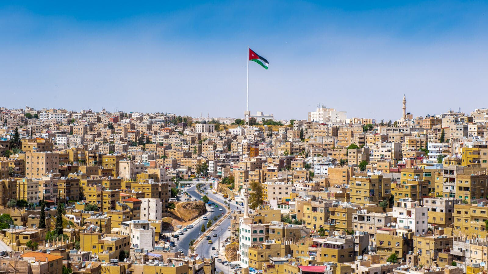 Amman, Jordan. (Shutterstock/ File Photo)