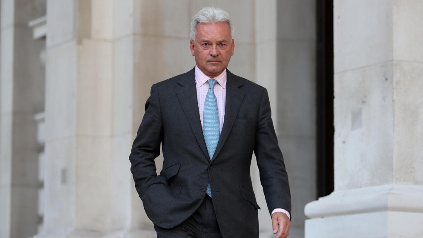 Britain's Foreign Office Minister Sir Alan Duncan   (AFP)