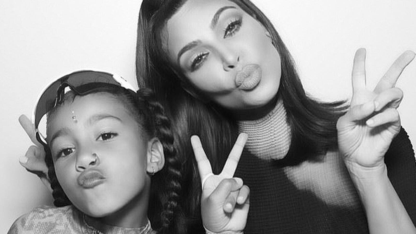 North and Kim