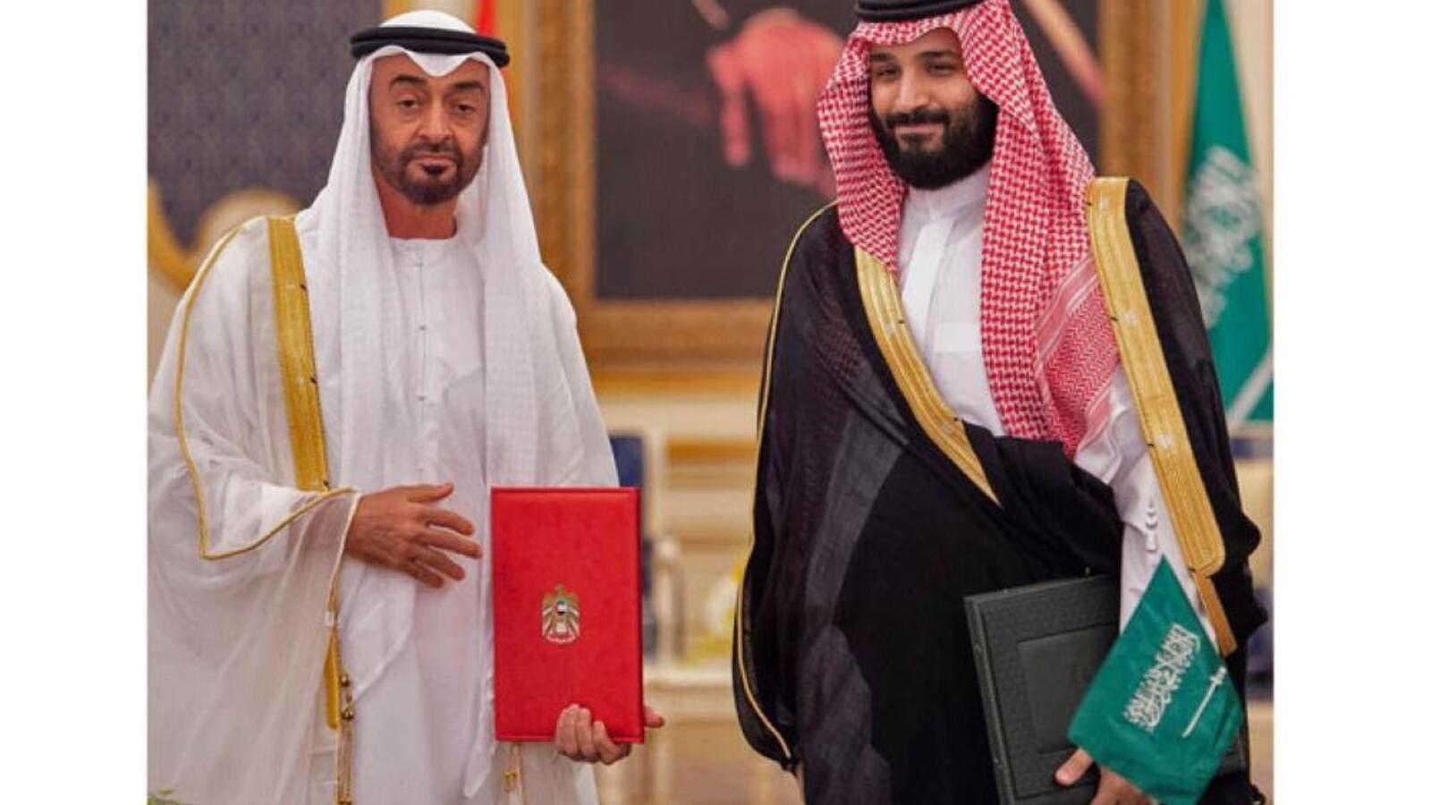 Abu Dhabi's Crown Prince in Saudi Arabia to Address Yemen Tension