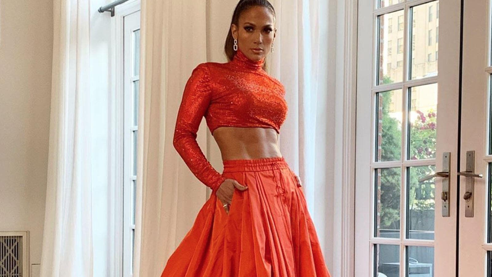 Jennifer Lopez  (Instagram)