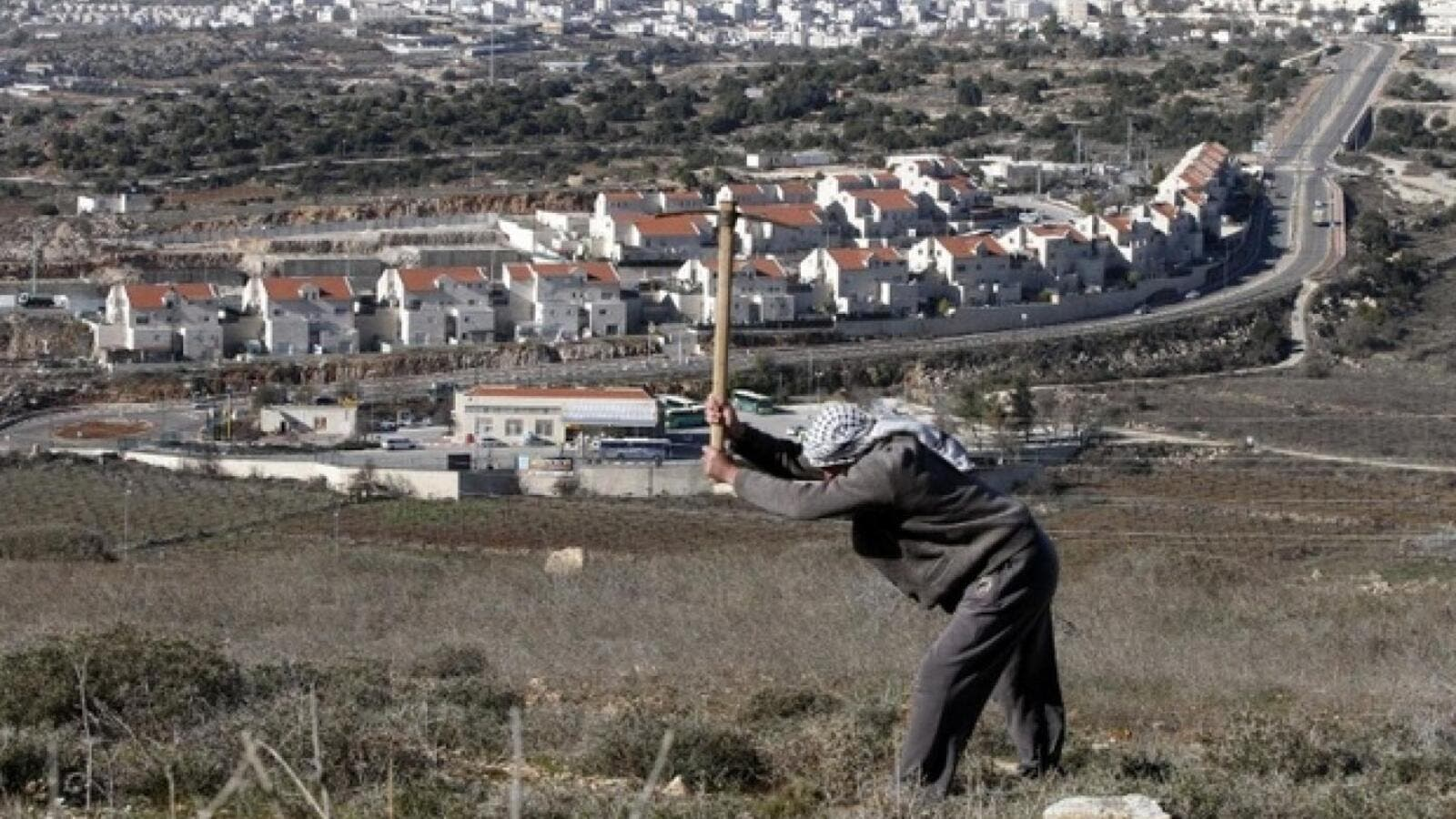 "Israel's decision on settlement expansion in the occupied Palestinian Territories ""is a condemned illegal step. (AFP)"