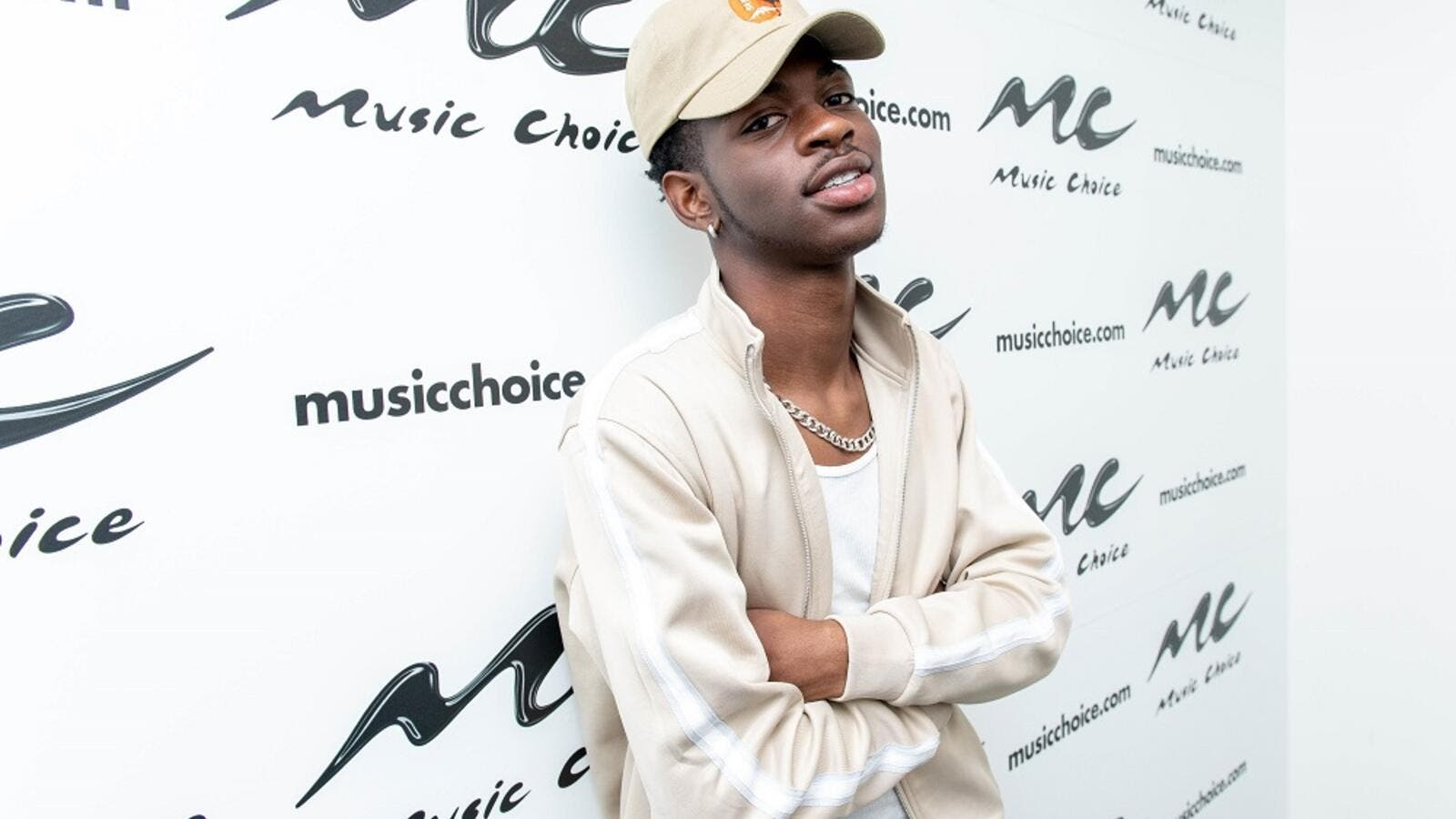 Rapper Lil Nas X visits Music Choice in New York on May 1, 2019.  (AFP pic)