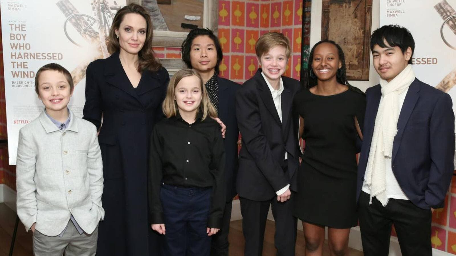 Angelina Jolie has been jumping into her kids martial arts classes to prepare for her role in The Eternals