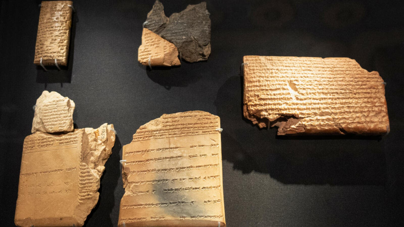British Museum Returns Stolen Ancient Tablets to Iraq | Al