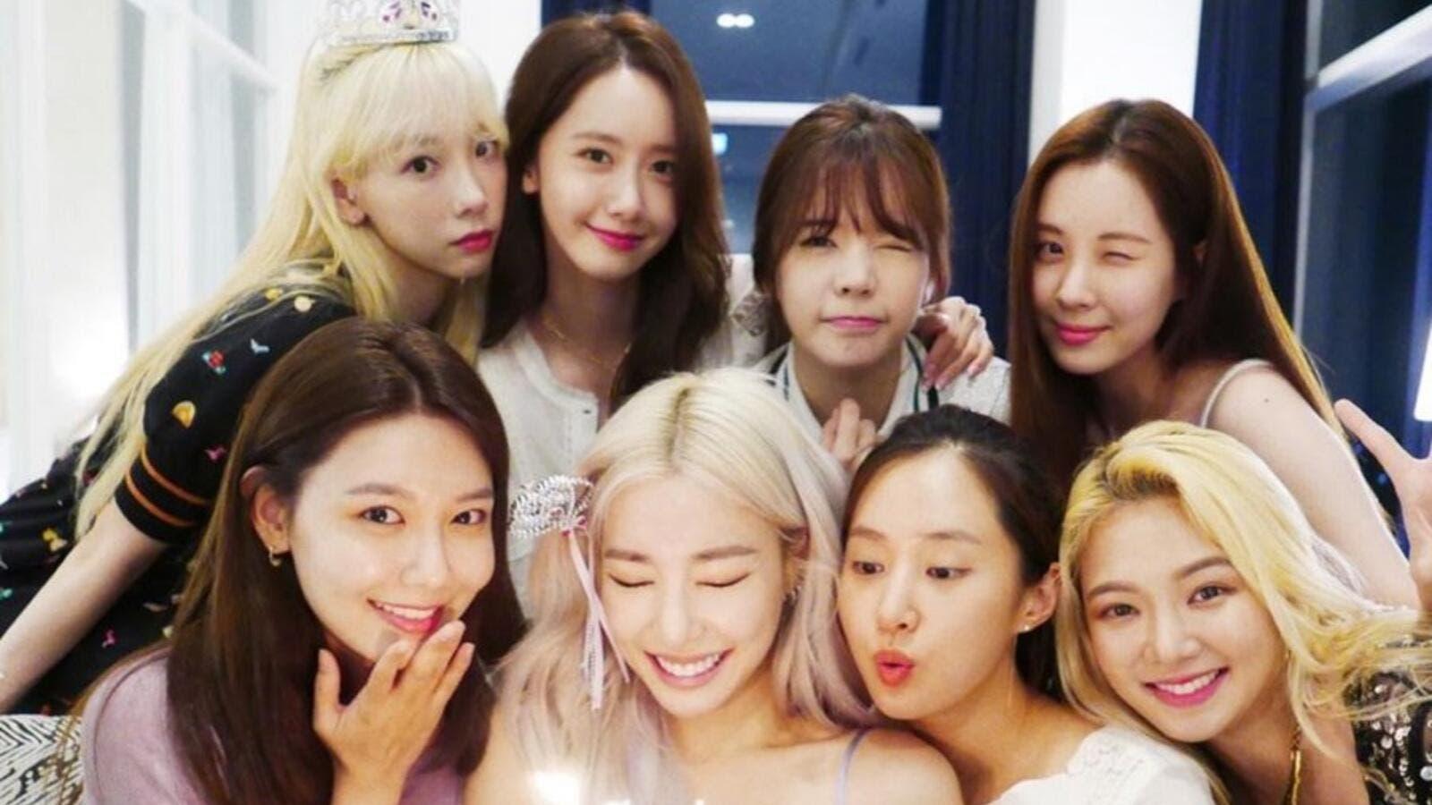 Girls' Generation Member Taeyeon Shares Tease for Upcoming