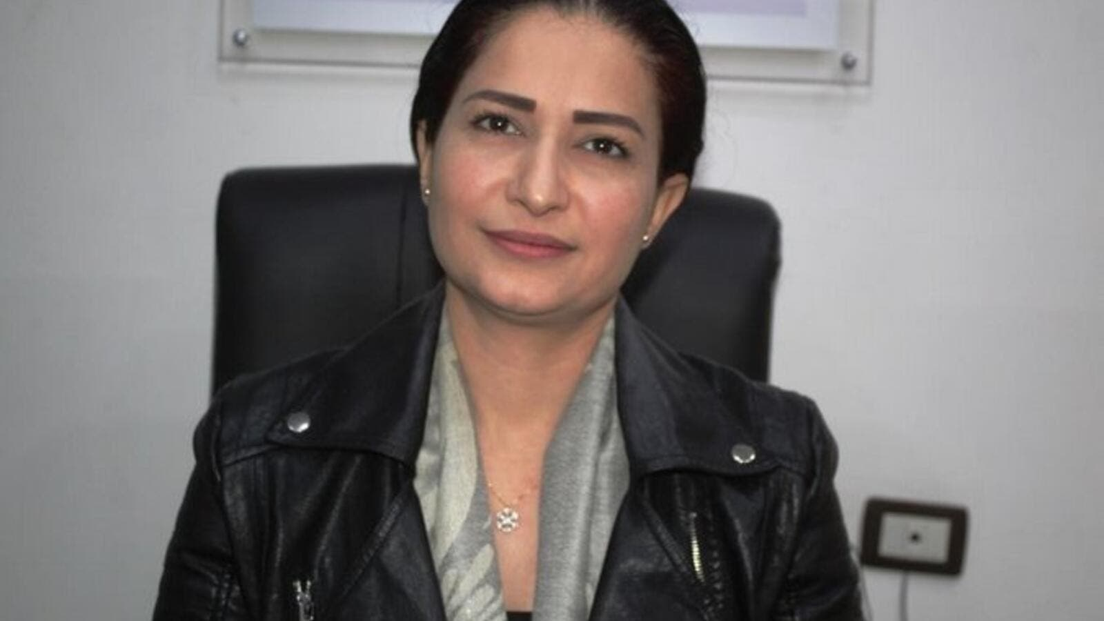 Co-head of Syrian Future Party Hevrin Khalaf has been killed. (Twitter)
