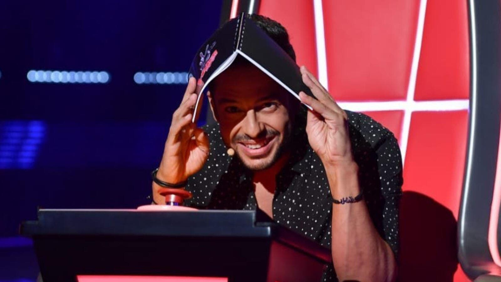 Hamaki broke the rules of the talent program The Voice Source hamaki Instagram