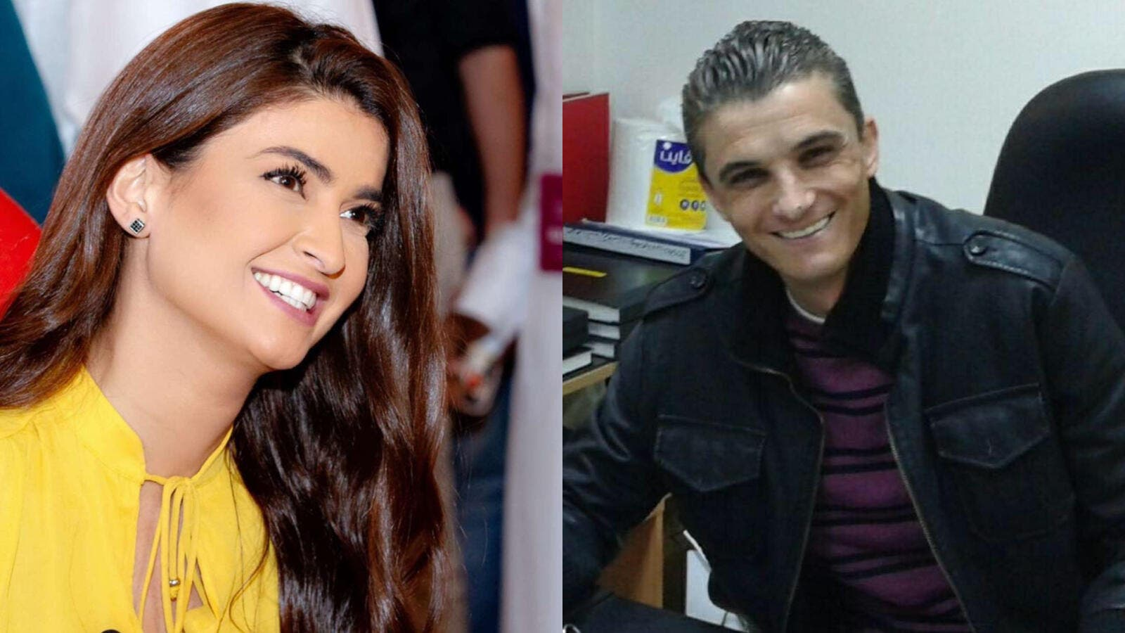 Jordanian presenter Ola Alfares mourned her young brother Nasser Tahseen Alfares Source olaalfares Instagram