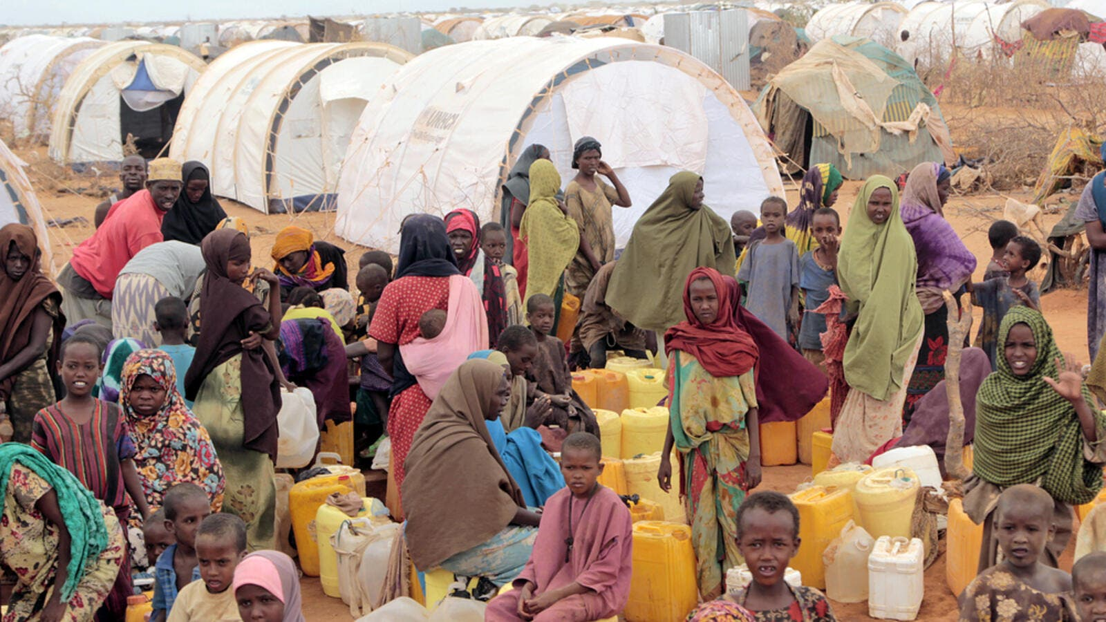 UN: 2.6 Million People Are Internally Displaced in Somalia | Al Bawaba