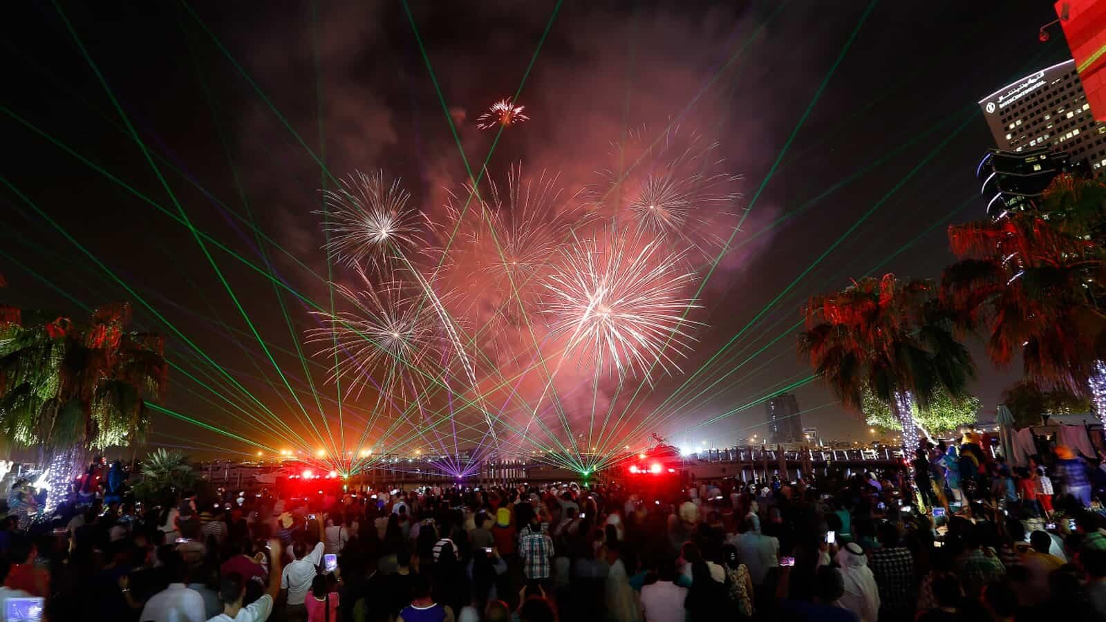 Pack your long weekend with fireworks, family and fun