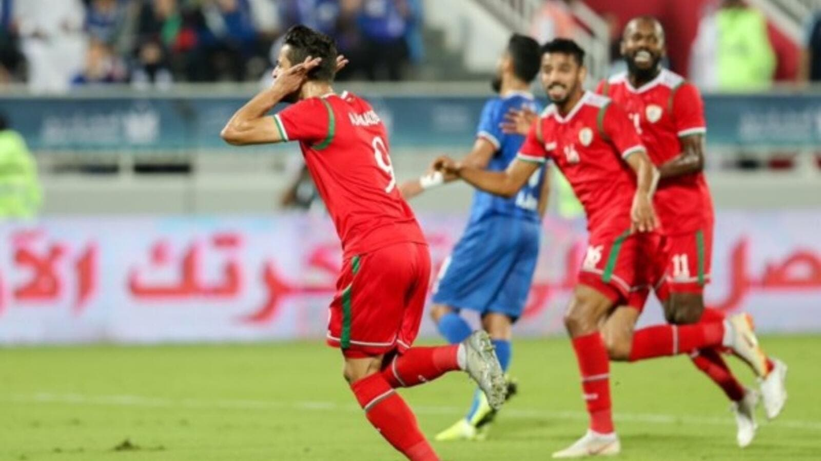 Photo: Oman Football Association