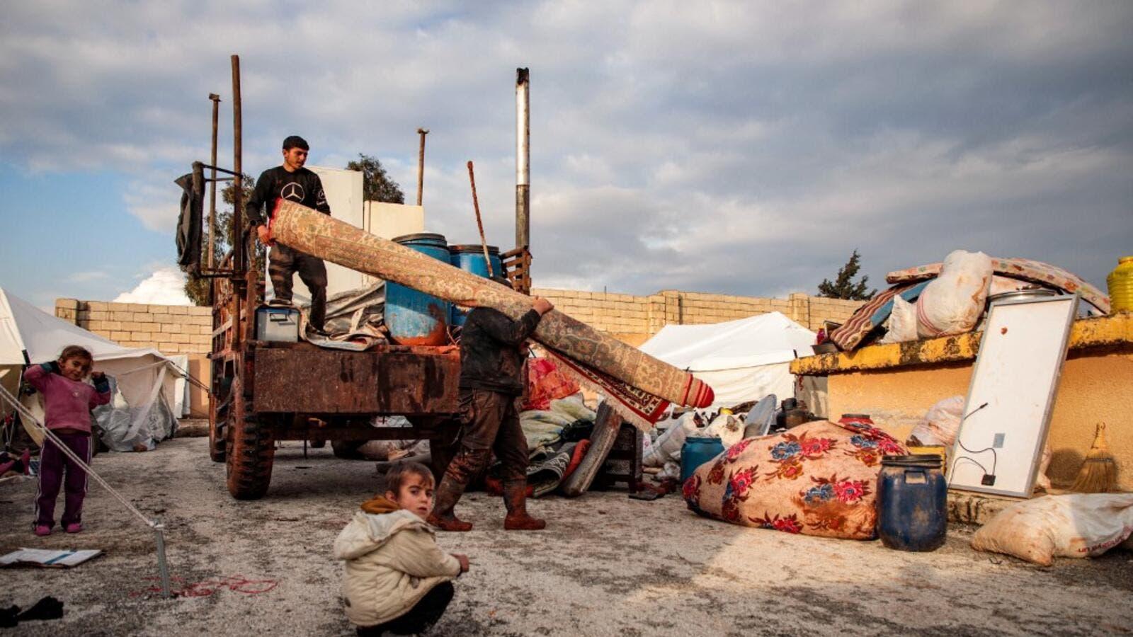 idlib refugees ile ilgili görsel sonucu