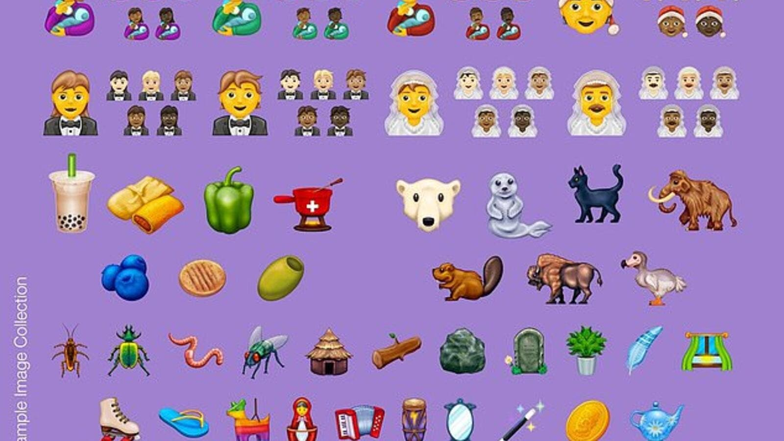 Here are the 62 New Emoji Coming to Your Phone This Year