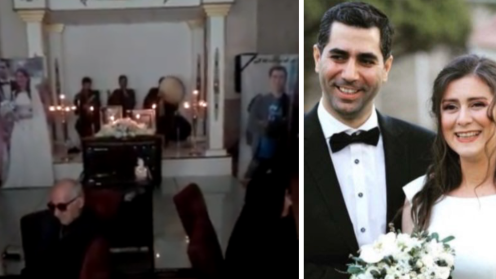 A Marriage and a Funeral: Ukrainian Plane Crash Kills Iranian Couple a Week After Their Wedding