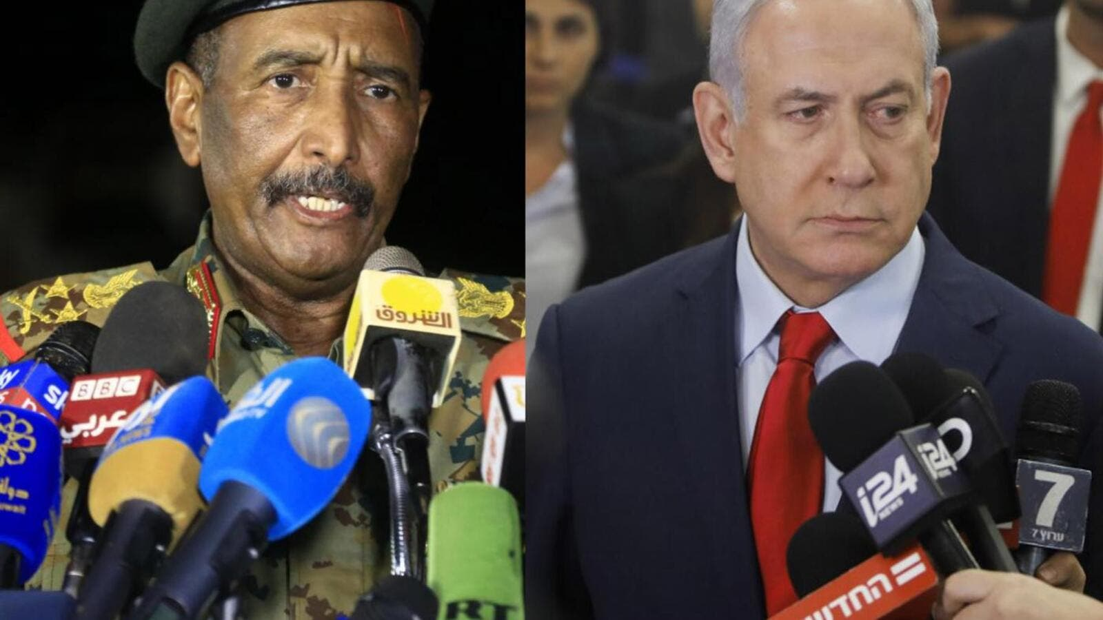 Israeli PM meets Sudan's leader, aims for 'normalization'