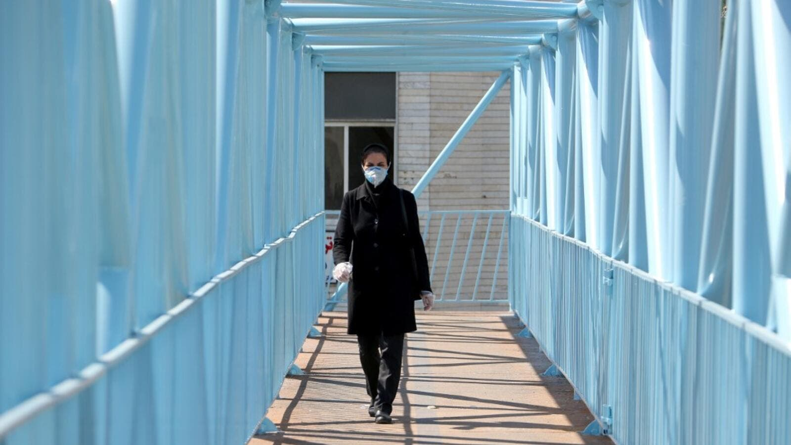 Iran announces 63 new virus deaths, taking total to 354