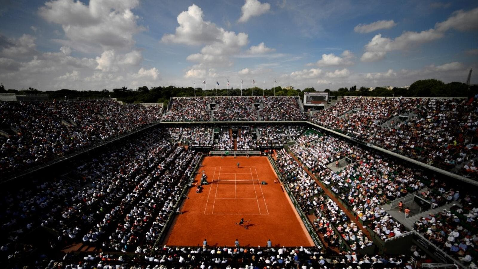French Open may be held without fans
