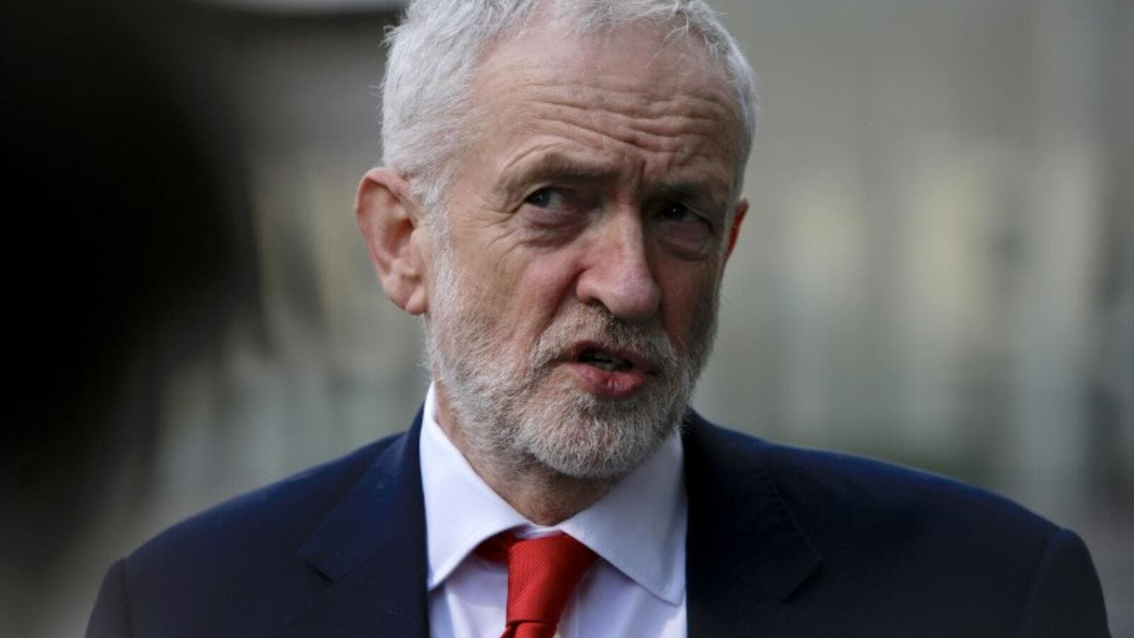 Britain's opposition Labour party leader Jeremy Corbyn (AFP)