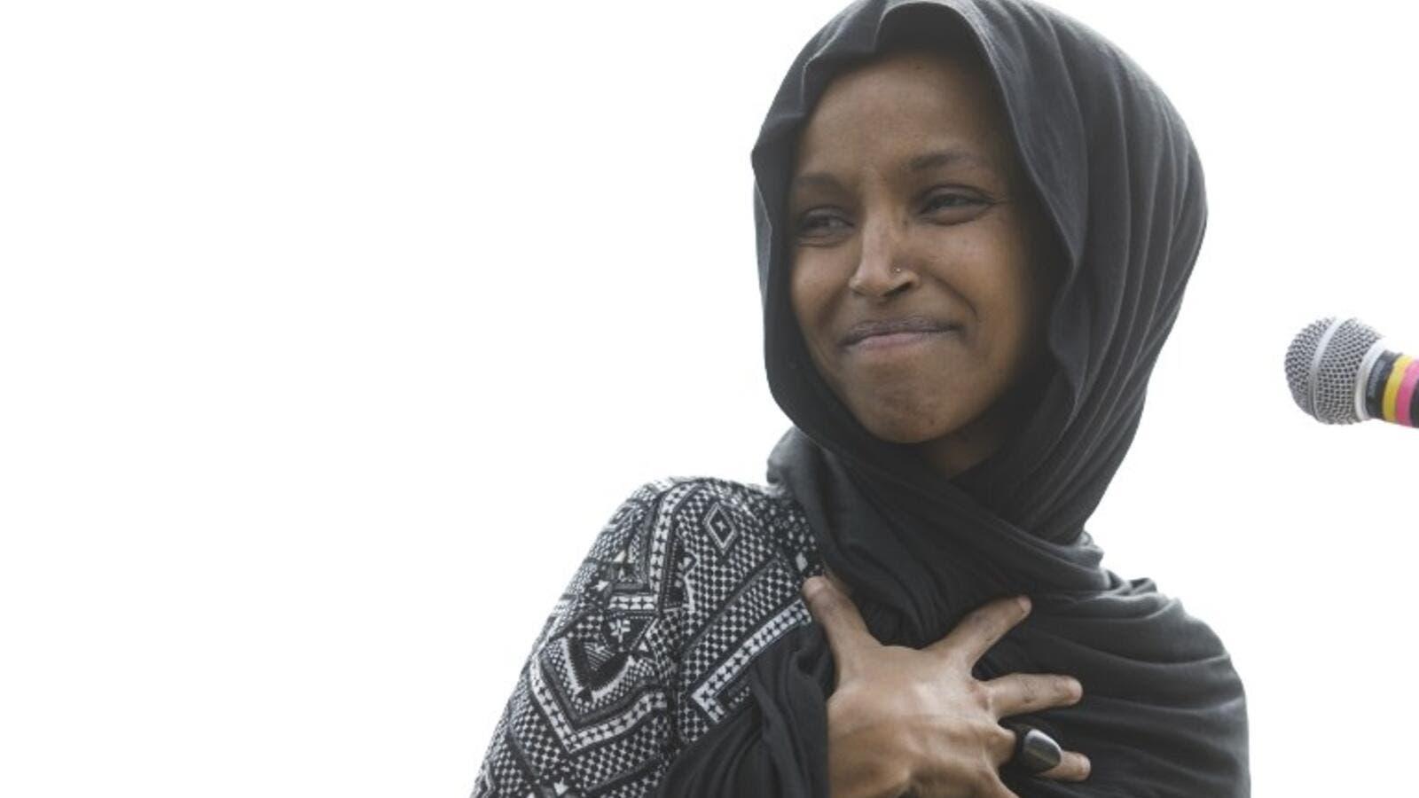 ilhan omar accused of cheering jewish lobby aipac
