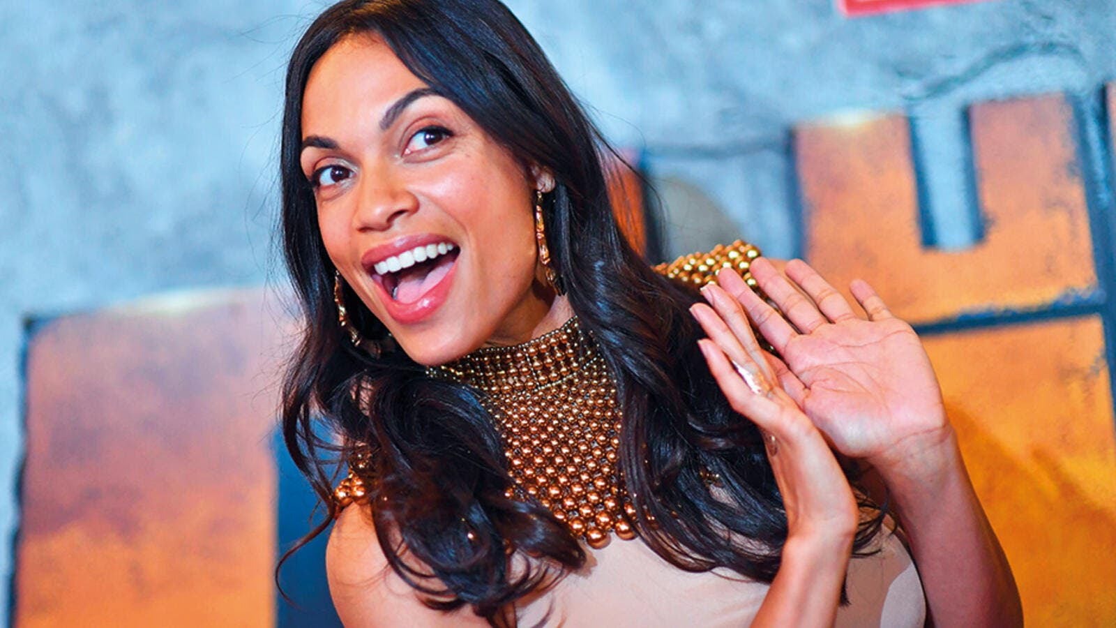 Rosario Dawson attends the Netflix Original Series Marvel's Luke Cage Season 2 New York City Premiere. *(AFP/File)