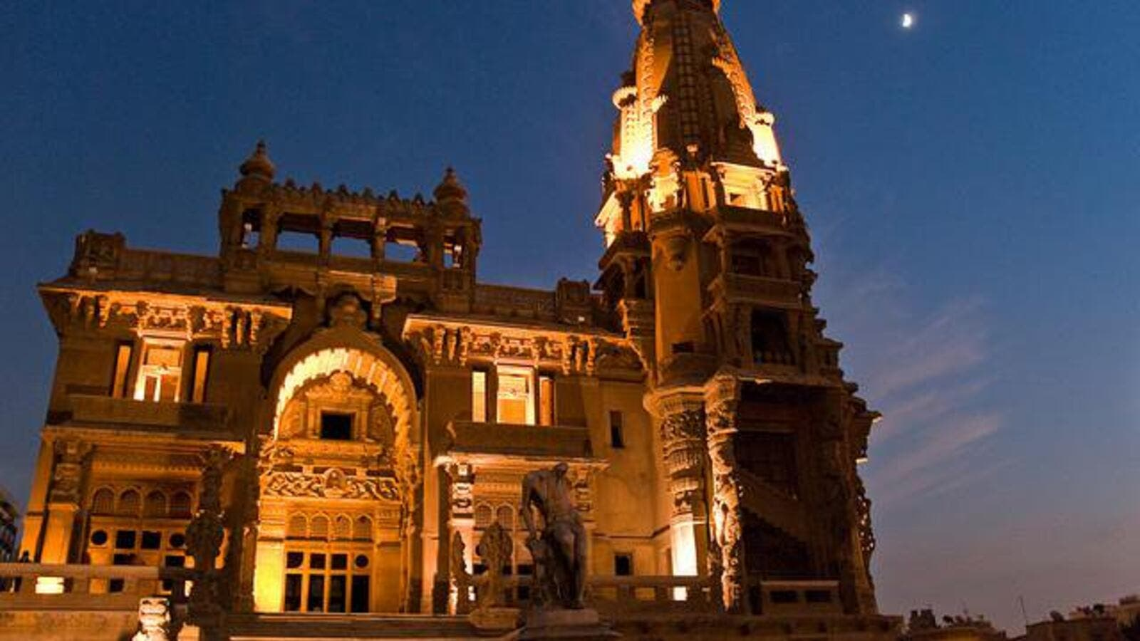 The Baron's Palace(Twitter)
