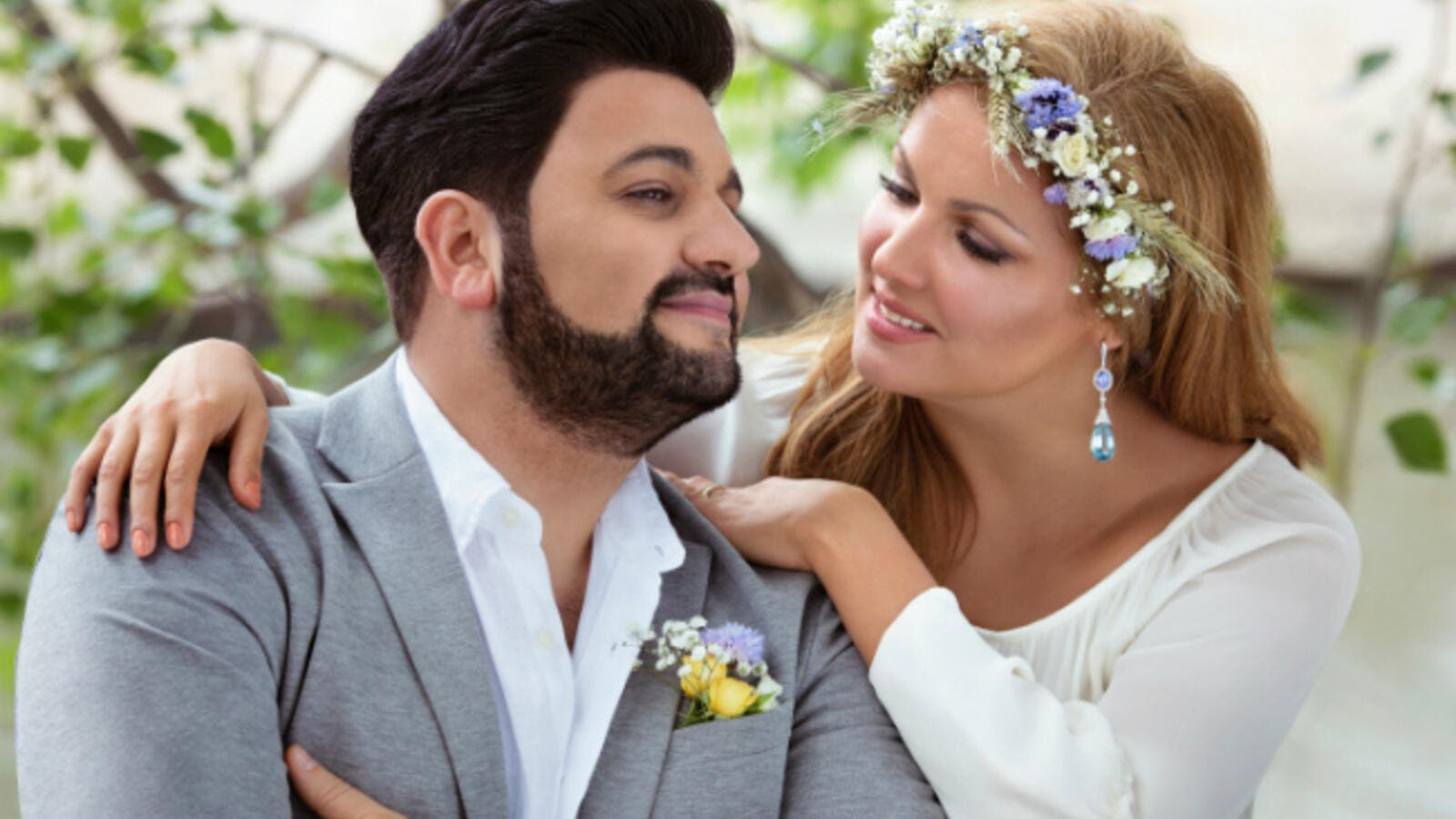 Anna Netrebko and Yusif Eyvazov make a breathtaking partnership both on stage and in life.