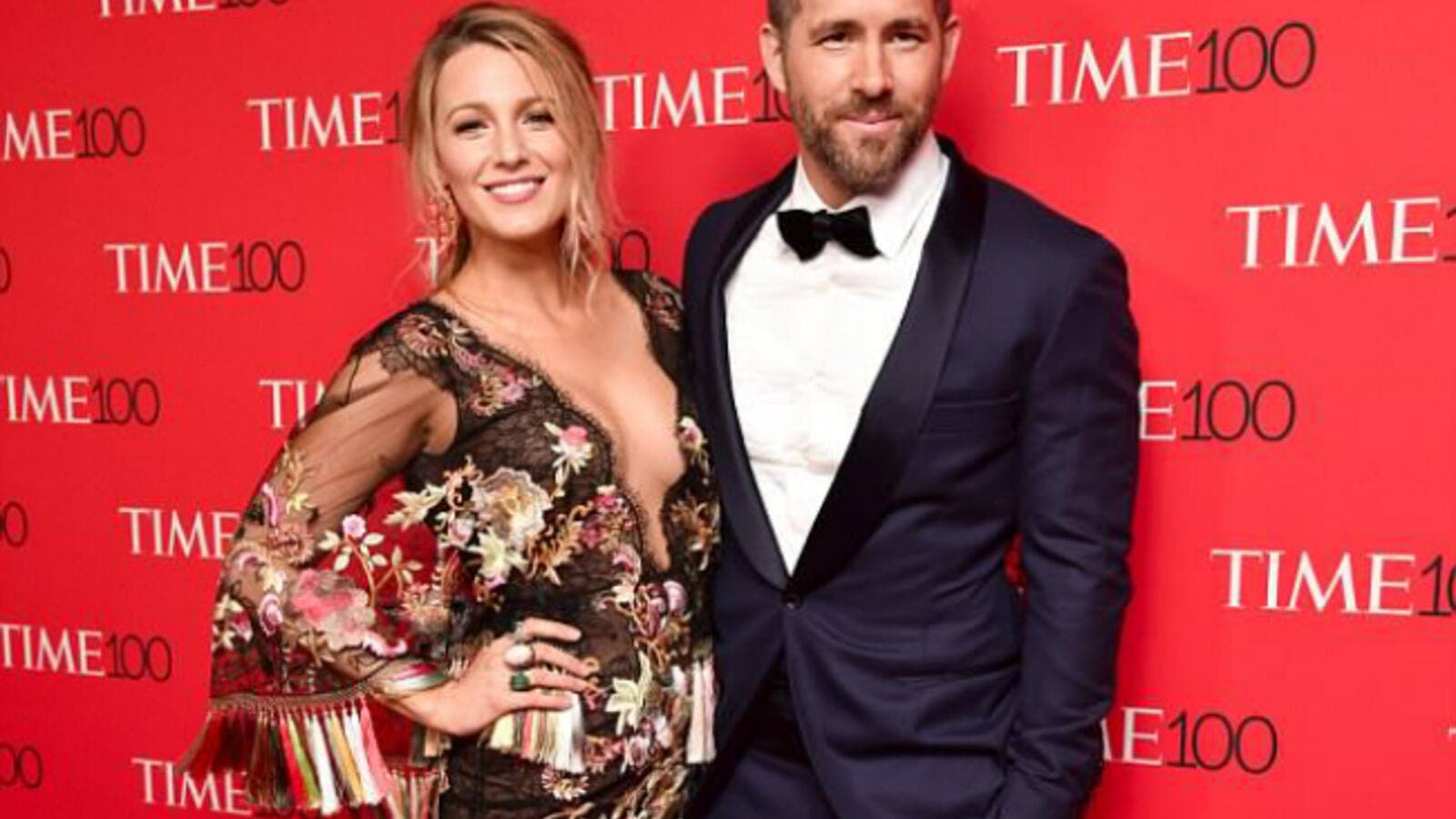 Funny: Ryan Reynolds, 41,  took to Twitter on Saturday to address the claims that he and his 30-year-old wife Blake Lively were struggling to find quality time to spend together (Source: Stephen Lovekin - REX - Shutterstock)