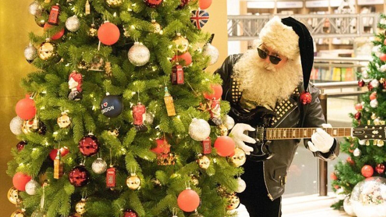 Christmas Starts Early at London's Selfridges | Al Bawaba