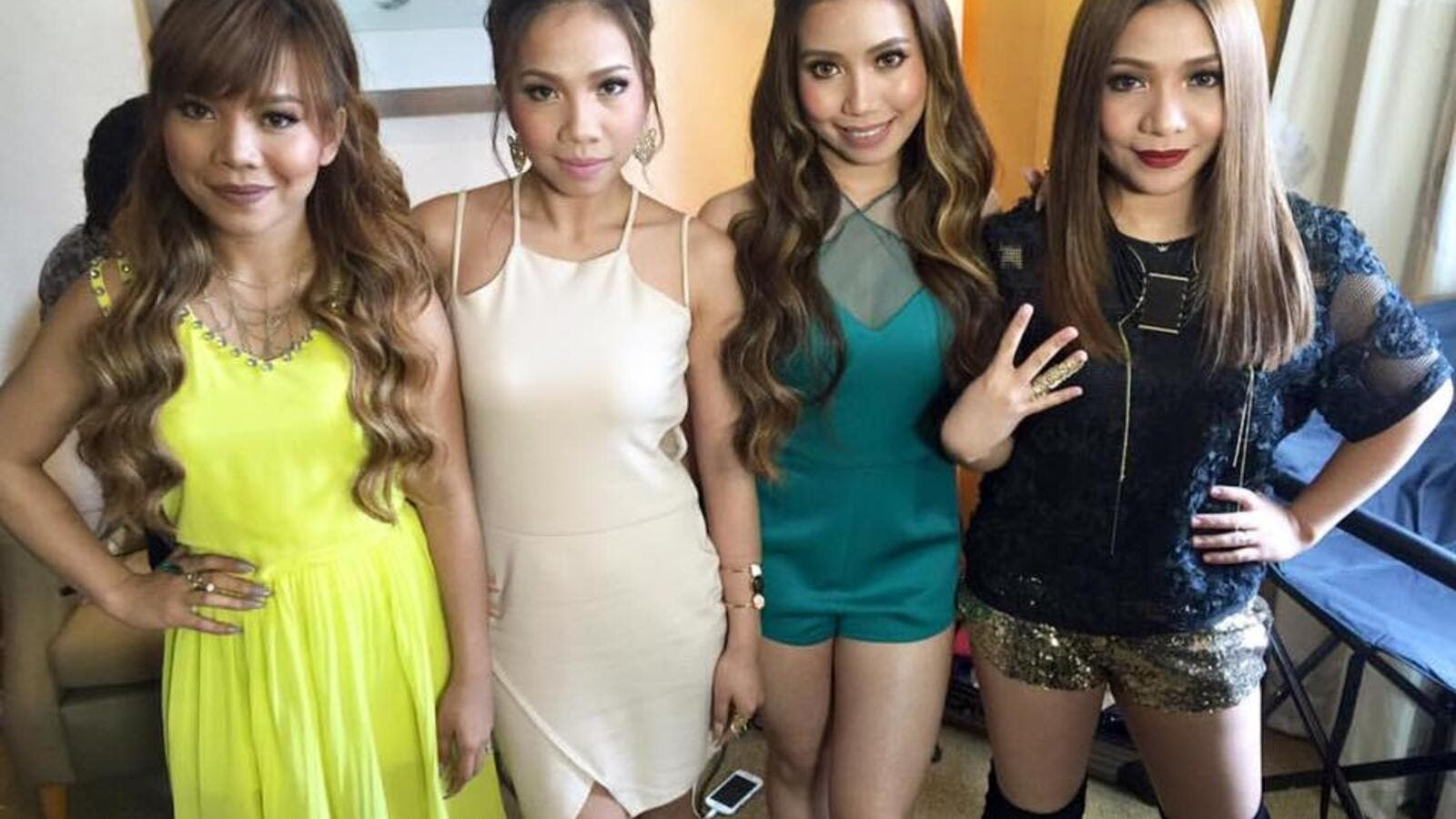 Filipino girl group return due to high demand following their April concert in the UAE. (File photo)