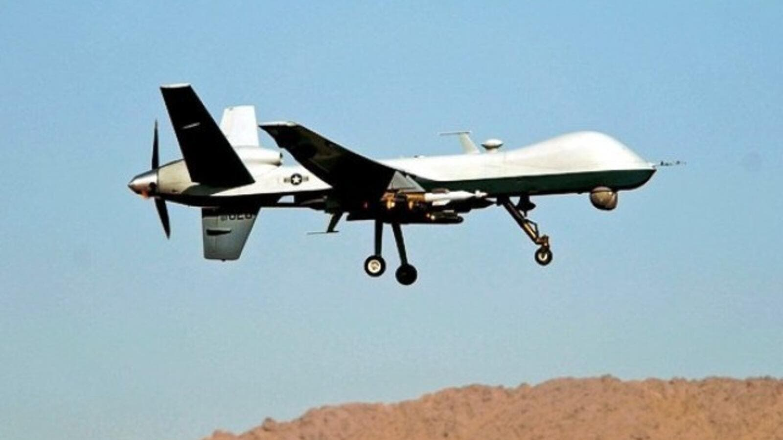 A US drone strike killed 14 in Afghanistan's Nangarhar Province. (File photo)