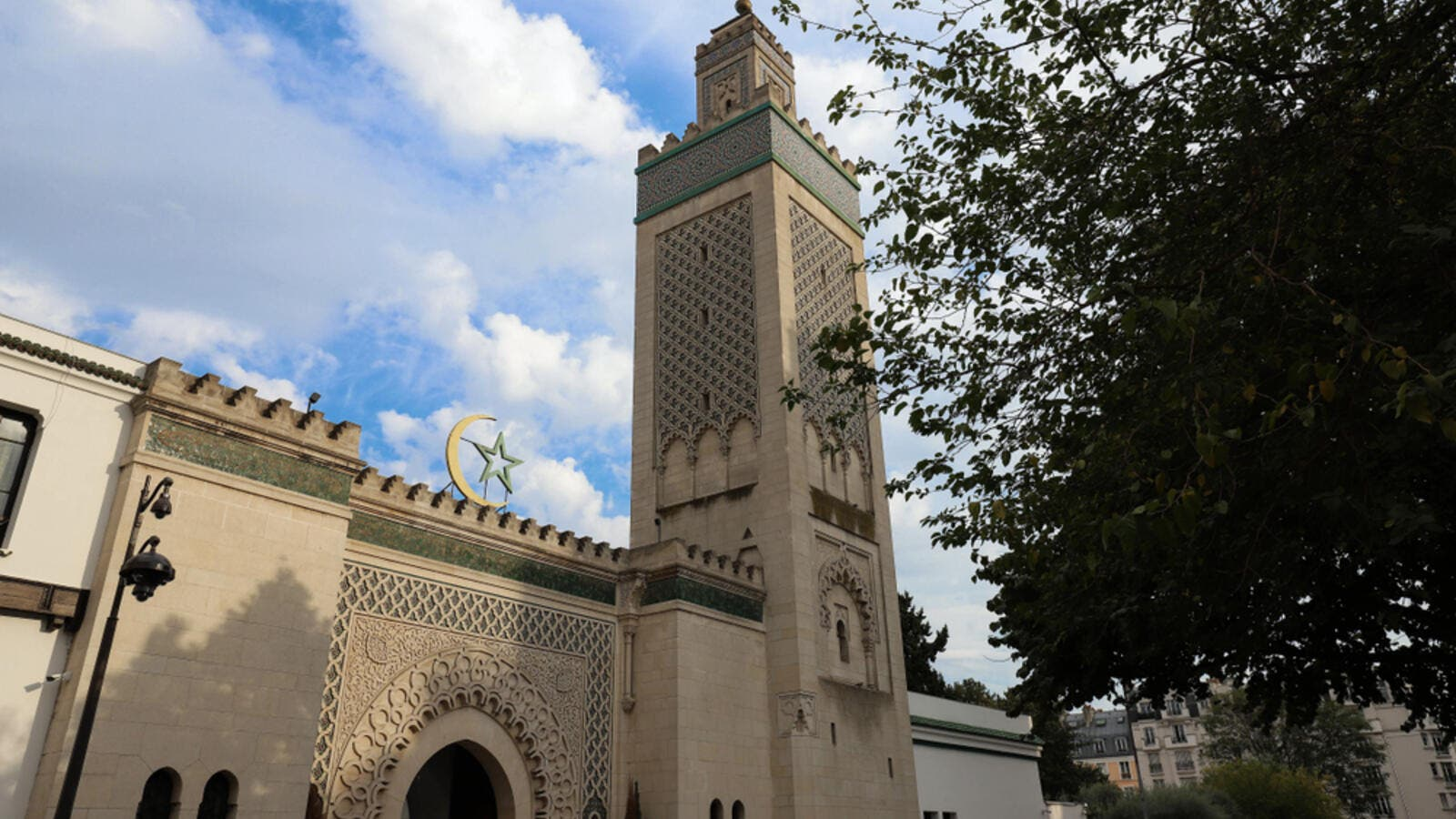 Great Mosque of Paris (Shutterstock)