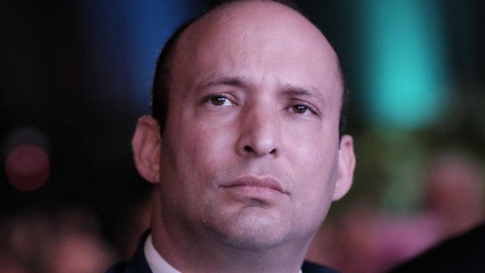 Naftali Bennett, head of the right-wing Jewish Home party (Twitter)