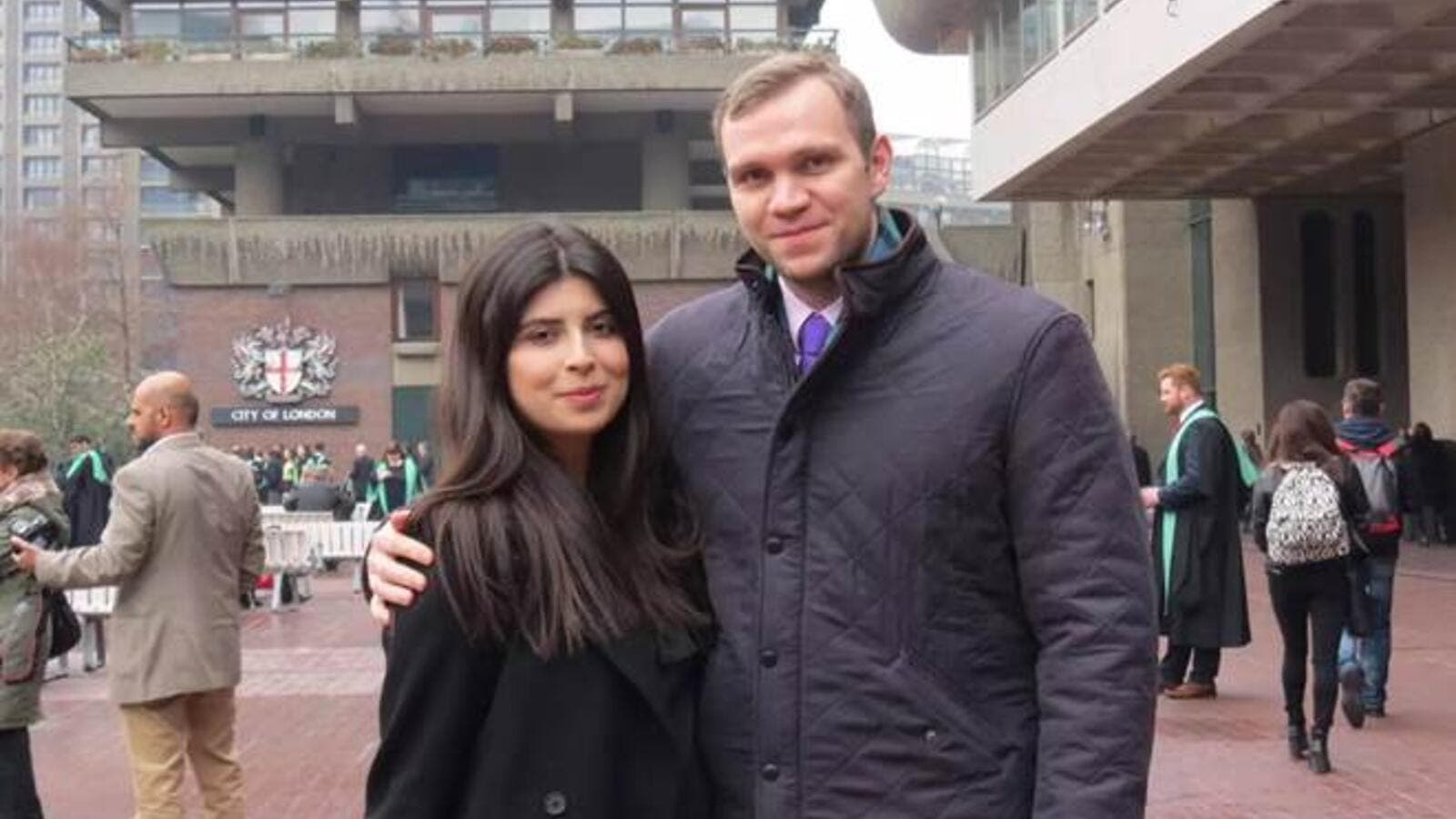 "Aaccused of ""spying for a foreign country, jeopardising the military, political and economic security of the state,"" Matthew Hedges faces life in prison. /AFP"