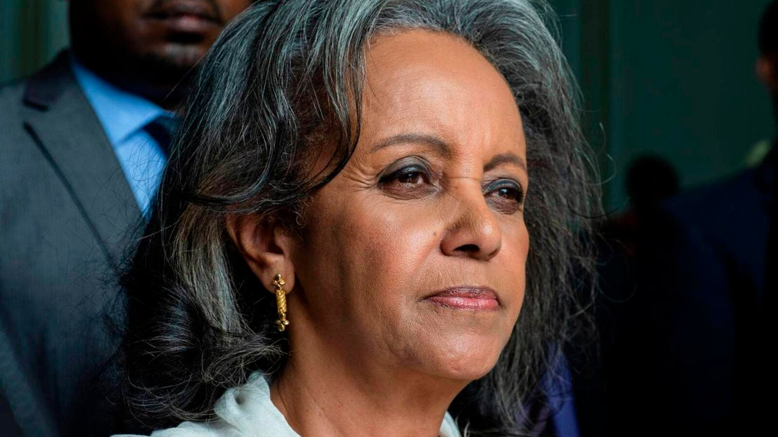 Ethiopian Parliament named Sahle-Work Zewde as the first woman president. (AFP/File)