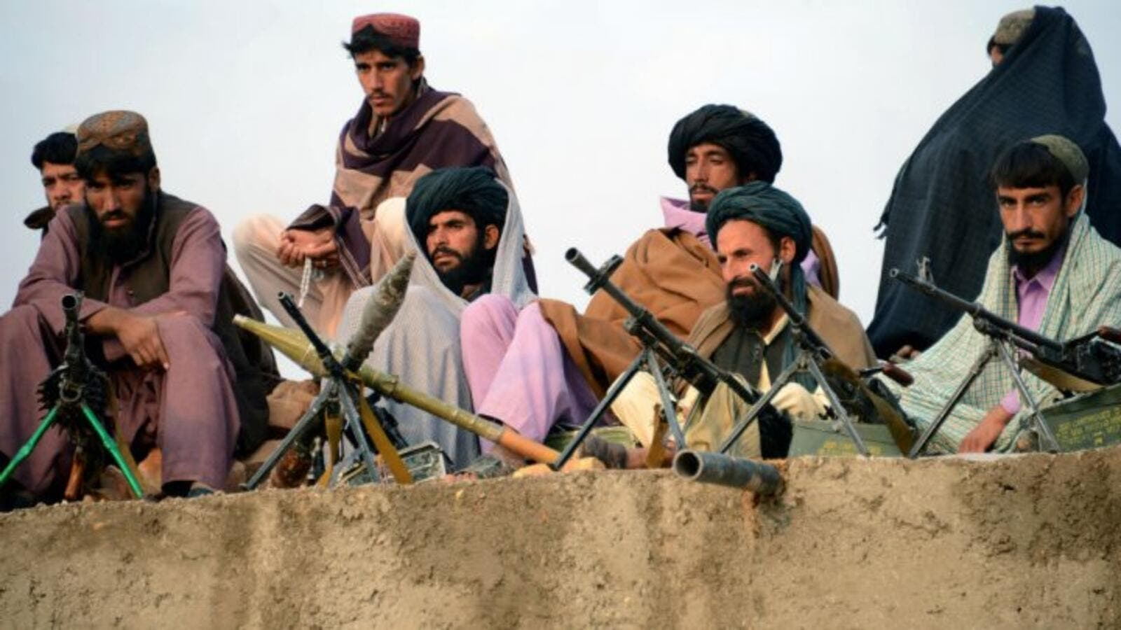 Taliban members agree to a ceasefire with Afghan government till the end of Eid-ul-Fitr festivities. (AFP/ File Photo)