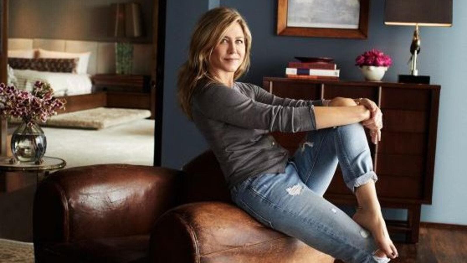 Jennifer Aniston 'Very Happy Being Single' after Split from
