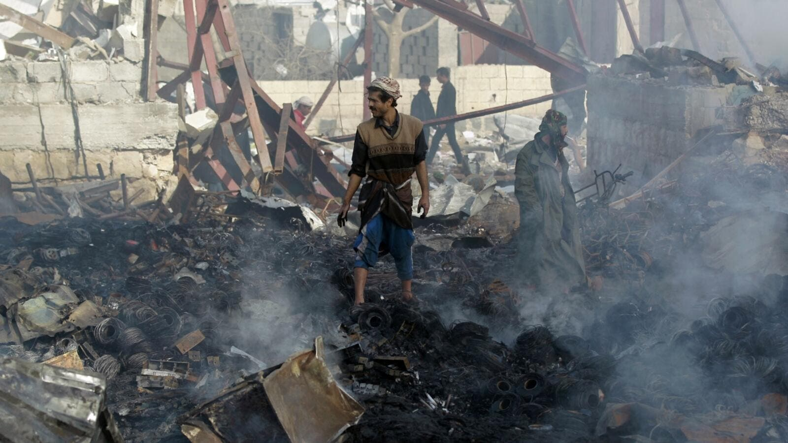 Saudi Arabia has targeted Yemen with airstrikes on an almost daily basis. (AFP/File)
