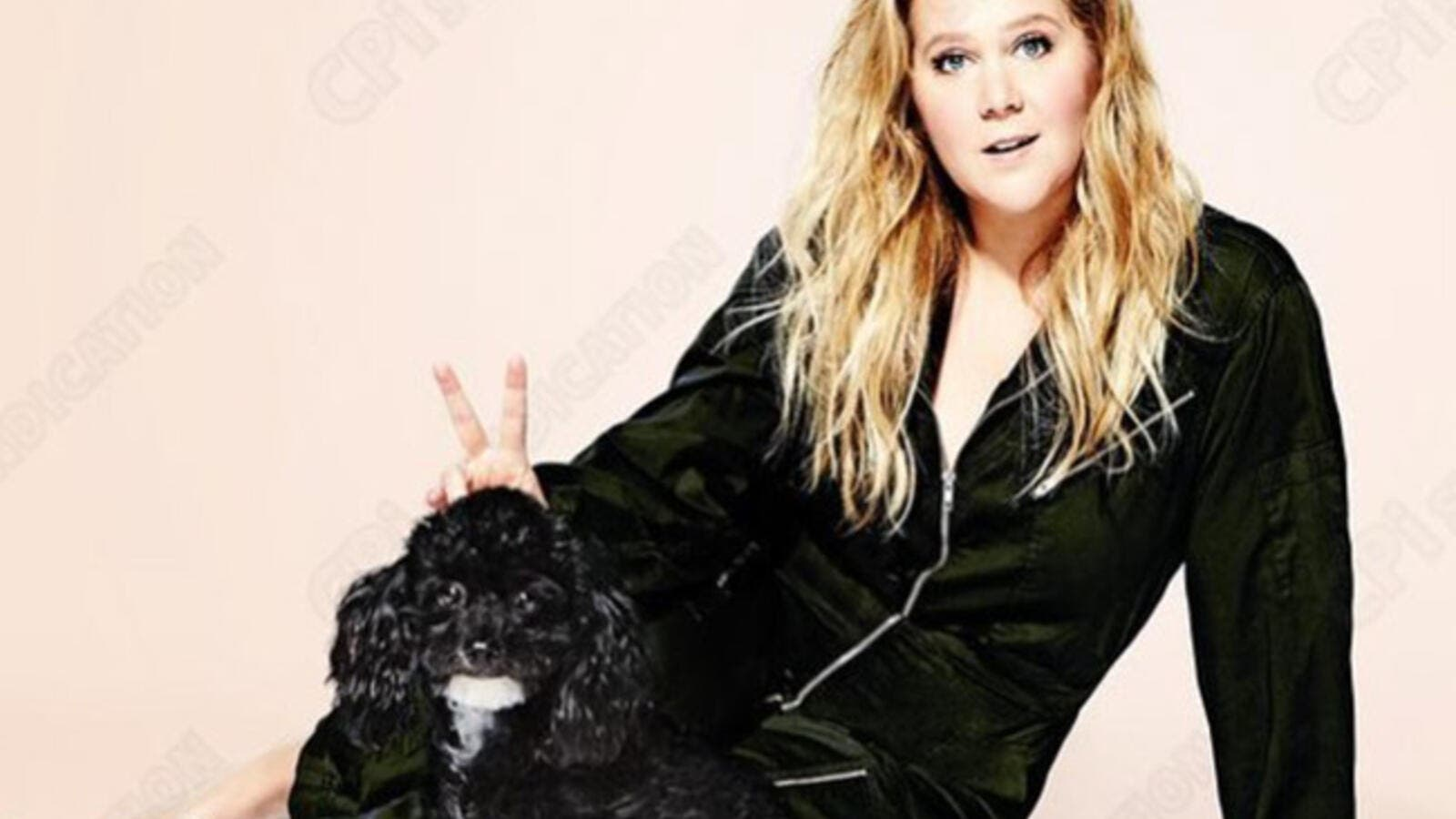 Amy Schumer thinks being a woman sucks (Source: amyschumer/ Instagram )