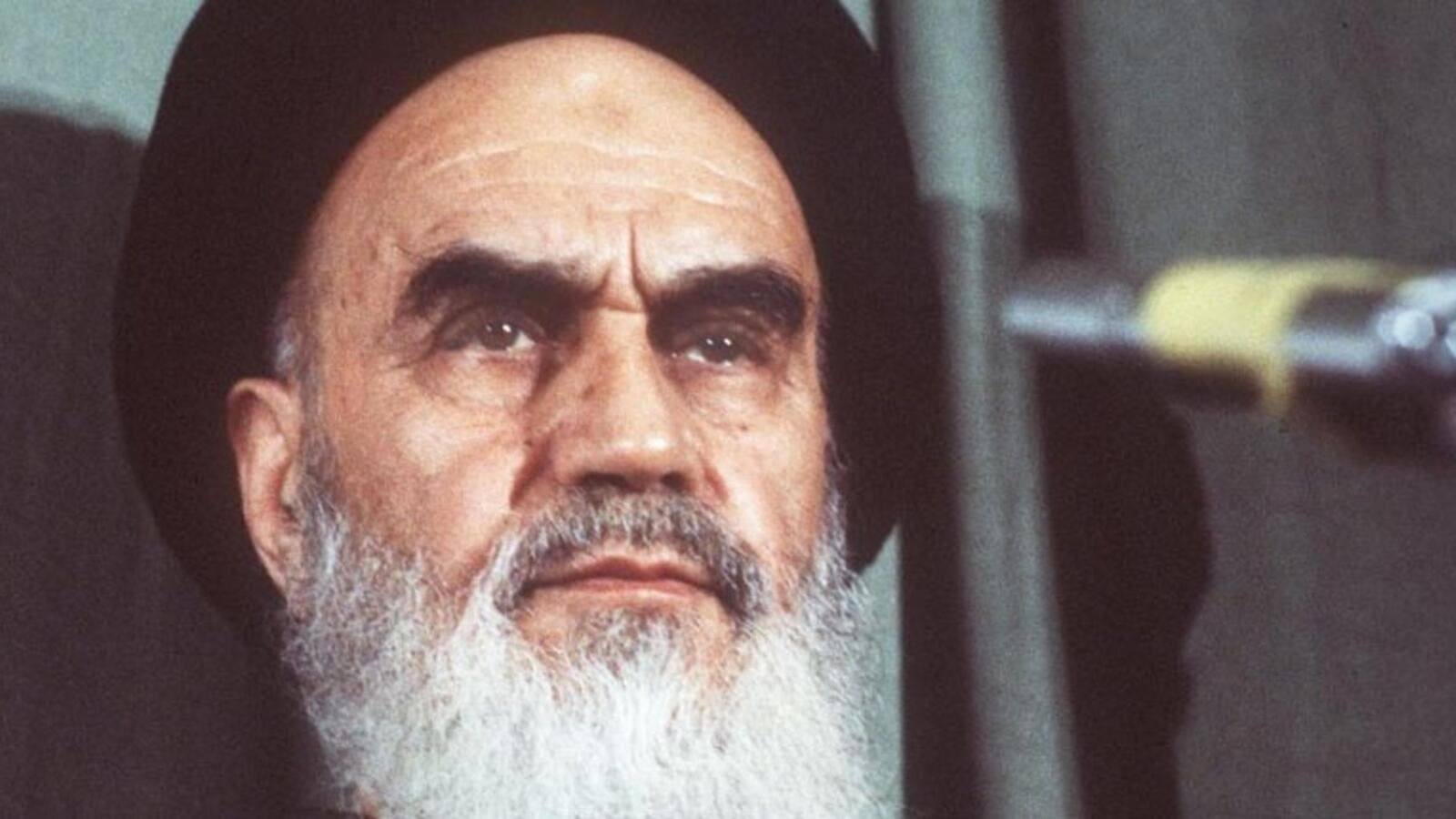 Ayatollah Khomeini was the supreme religious leader of Iran after the revolution in 1979 (AFP/Gabriel Duval)