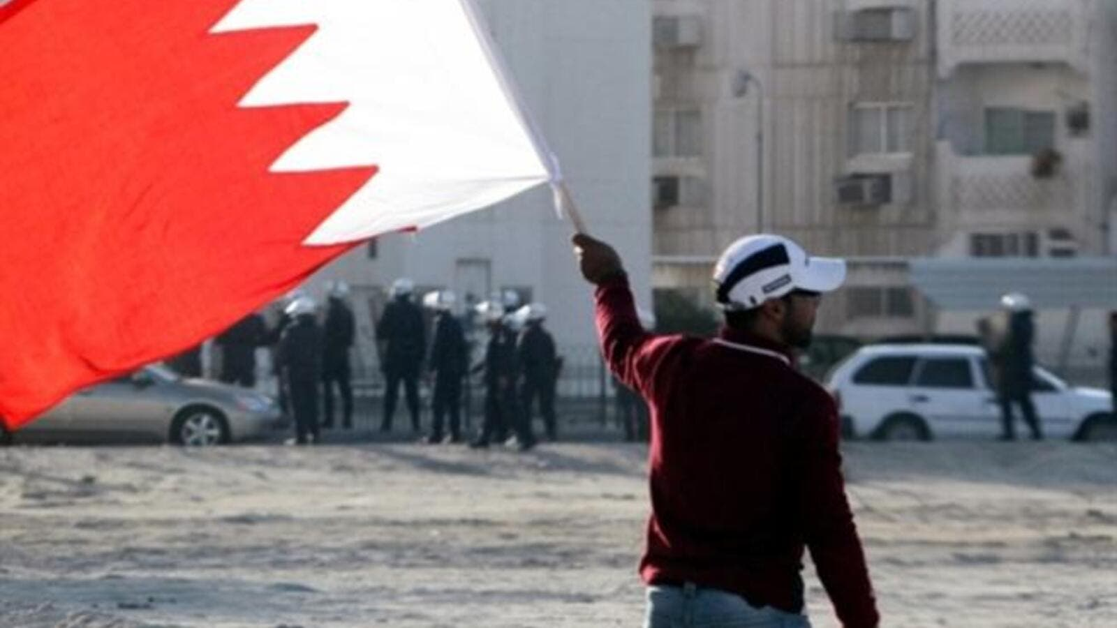 According to a report released by the Bahrain Center for Human Rights (BCHR), there were 187 children among those arrested by regime forces in 2016. (File/Photo)
