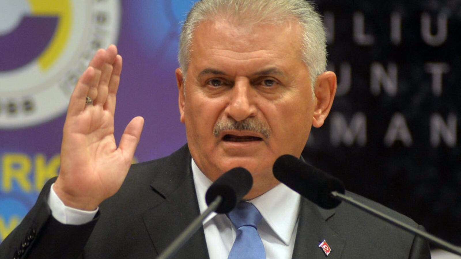 Turkish Prime Minister Binali Yildirim (AFP/File Photo)