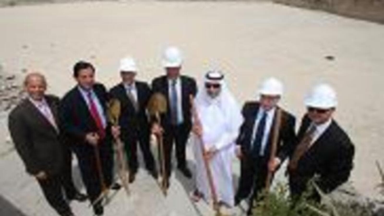 IHG and Trans Orient Group break ground on first Crowne