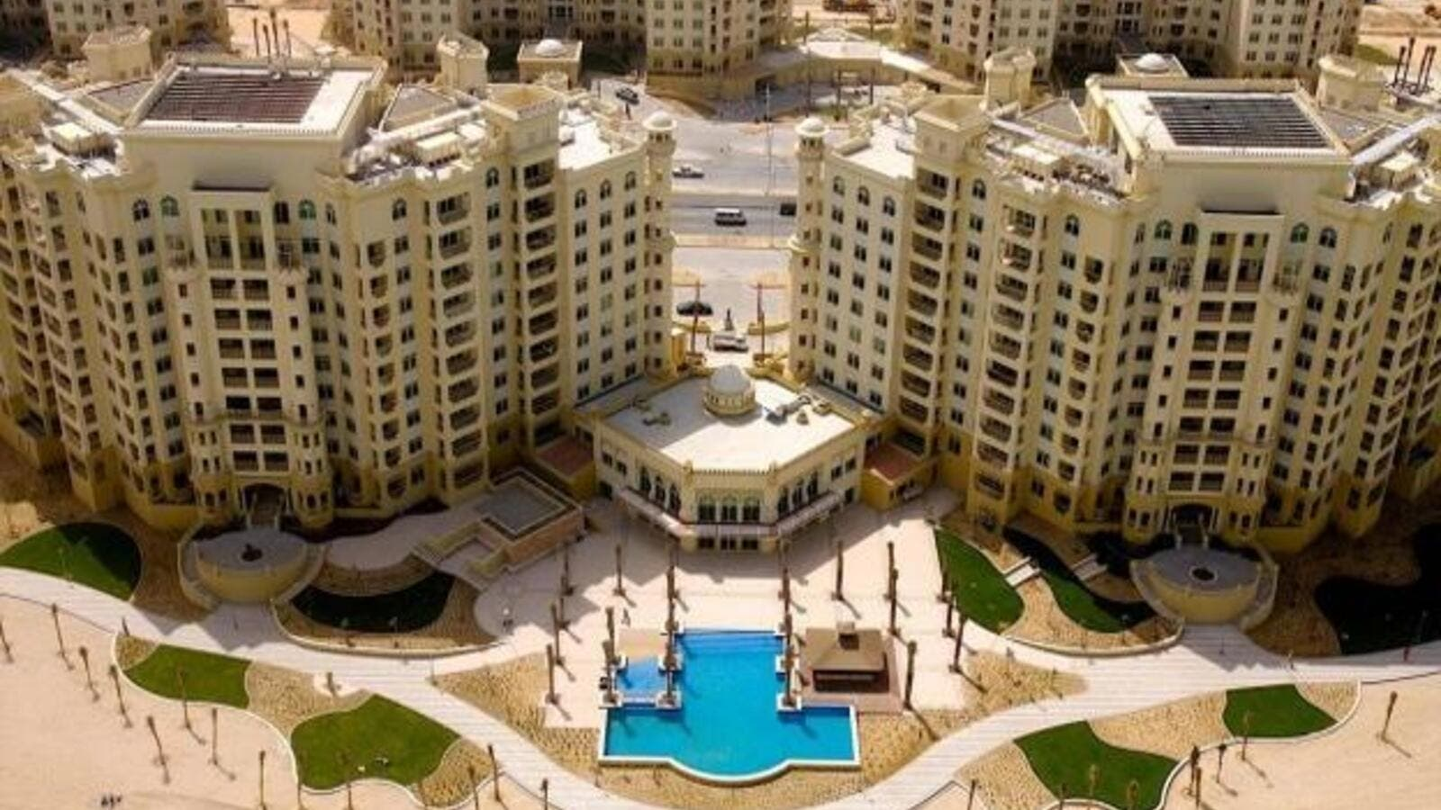 Dubai's real estate developers are expected to continue seeing robust revenues despite the challenges.  (Realestatedubaiproperty.com)