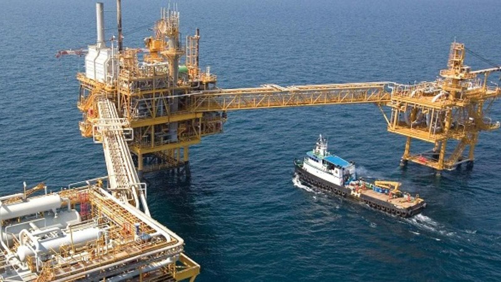 The Leviathan development plan calls for eight production wells to be drilled along with two pipelines. (File photo)