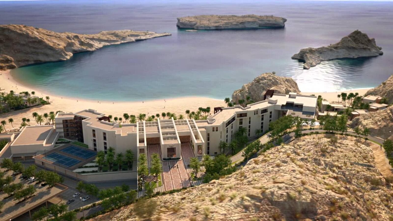 The Oman Saraya Bandar Jissar Hotel (File photo)